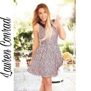 LC Polka Dot Party Dress - Never Worn
